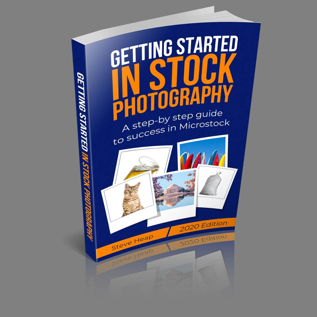 Latest 2020 edition of Getting Started in Stock Photography now available for download