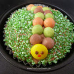 Raupe (Cupcake)