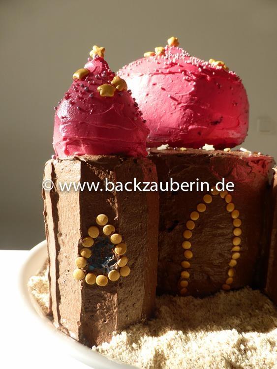 Torte 1001-Nacht-Palast