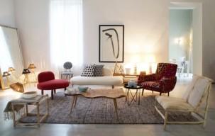 Livingroom Dar Enesma Tunisian Guest House