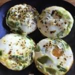 Egg White Breakfast Muffins