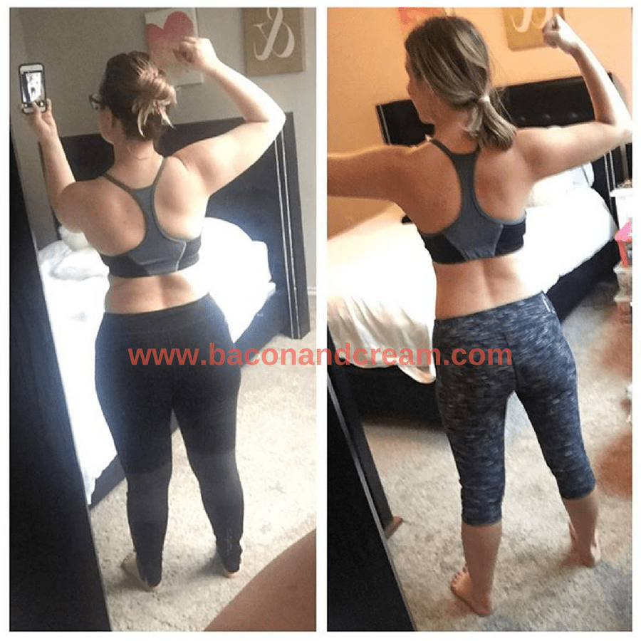 How I lost 45 lbs and many dress sizes on a low carb, high fat diet