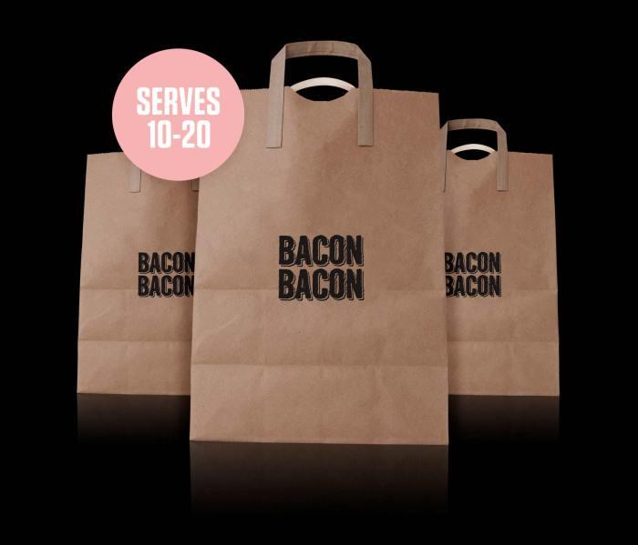 Bacon Bacon - Breakfast Sandwich Platter