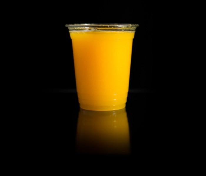 Bacon Bacon - Fresh Squeezed Orange Juice