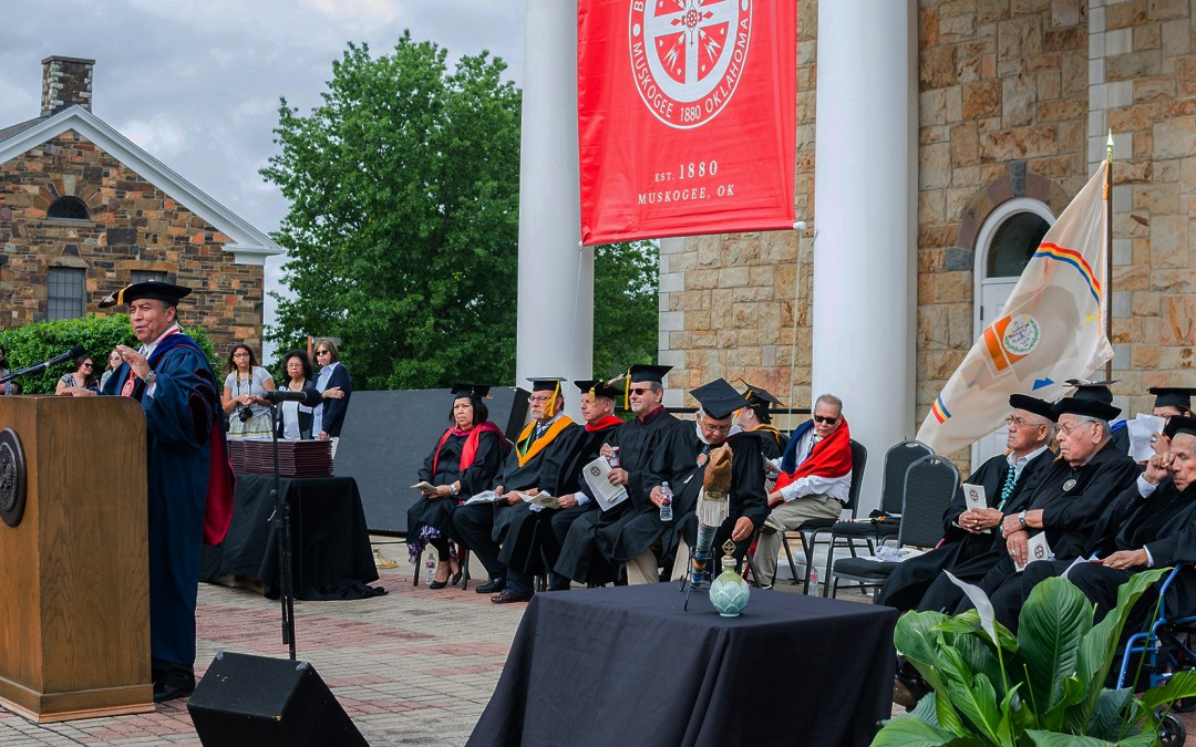 Bacone College Spring 2020 Commencement