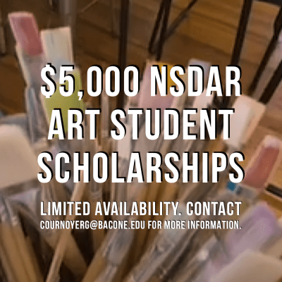Bacone College School of Indian Art offers NSDAR Scholarships