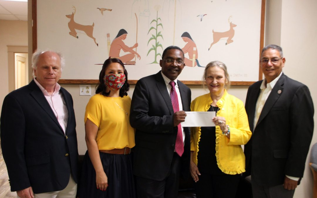 Bacone College Arts Program Receives Legacy Donation