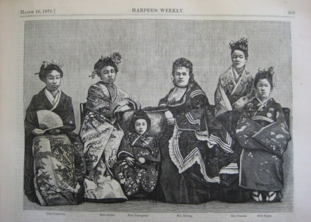 Featured in Harper's Weekly
