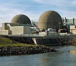 The North Anna nuclear plant