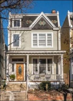 Renovated house for sale in Church Hill for $310,000. Twenty-five years ago, I purchased a house on the same street about seven blocks away for $28,000, renovated it to comparable condition and sold it a few years later for $110,00. I should have stayed in Church Hill!
