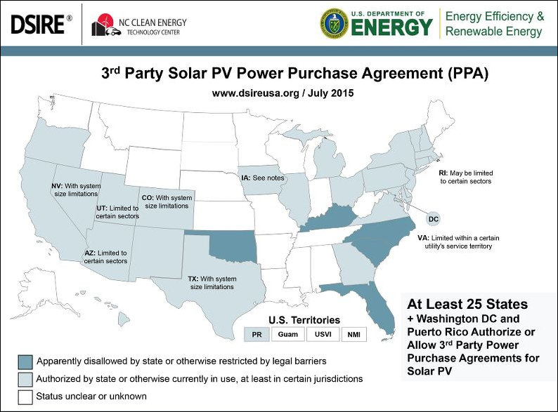 Why Is Virginia A Dark State For Solar Power Bacons Rebellion