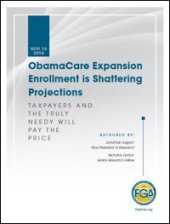 Medicaid expansion enrollment double the projected numbers