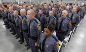 Lawmakers proposes big increase for Virginia State Police salaries.