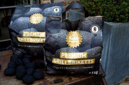 Die Kohle-Manufaktur - Briketts mit langer Brenndauer von 4,5 Stunden