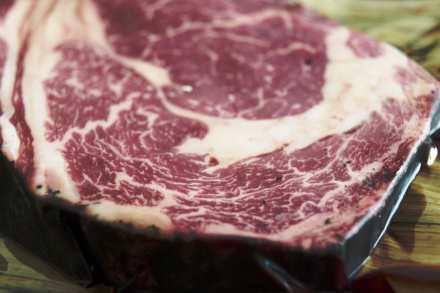 Asche Aged Steak Ribeye Steak Der Ludwig