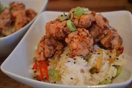 Asia Food Lemon Chicken