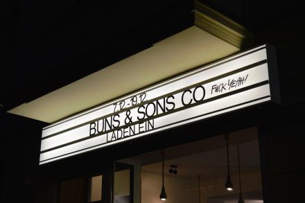 Laden Ein - Buns & Sons