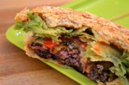Zimmermann's Burger Cheeseburger Review