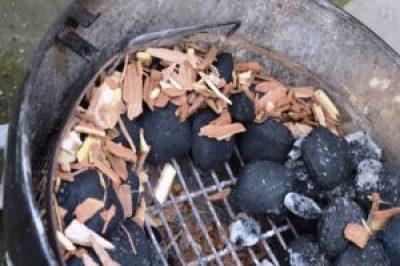 Chipotle selbst räuchern - Jalapenos smoken
