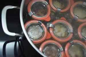 Kuchen im Glas einkochen
