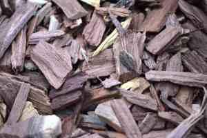 Mesquite-Holz für ein leckeres, mildes Raucharoma