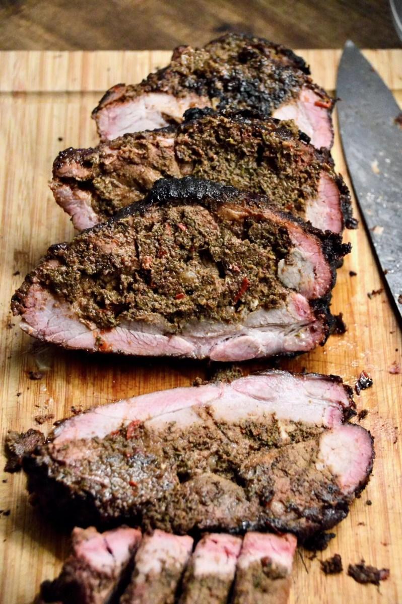 Jerk Pork Rezept Schweinenacken