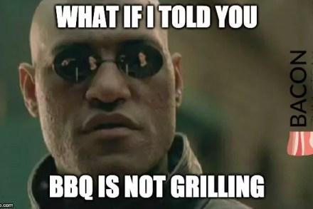 Unterschiede zwischen BBQ und Grillen
