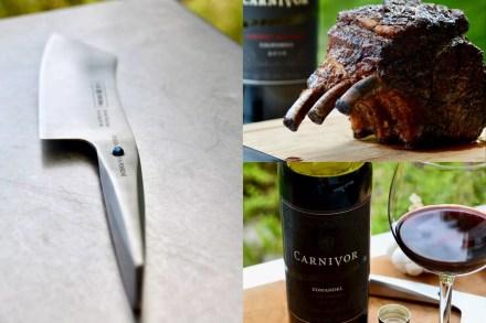 Werbung: Chroma S40 + Carnivor Wein + Frischeparadies