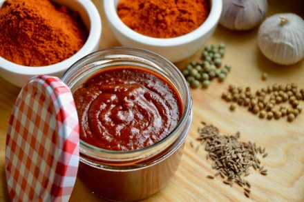 Rezept für Adobo Sauce