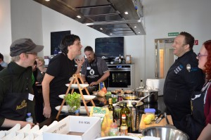 Food.Blog.Meet - Ravioli mit Guido Weber