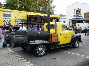 Grillmeisterschaft NRW 2015 - Aussteller