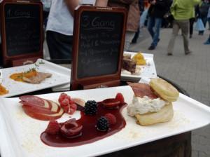 Grillmeisterschaft NRW 2015 - Dessert vom Grill