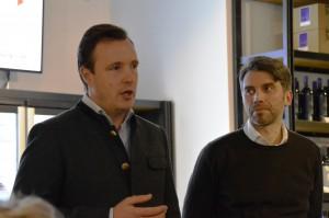 Meat Market Hamburg - Marc Fiege und Frank Albers