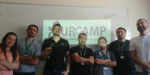 Community Bacula at the University of the Campaign Region - URCAMP, Brazil 14