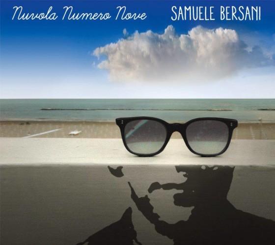 Samuele Bersani - Nuvola Numero Nove - copertina CD