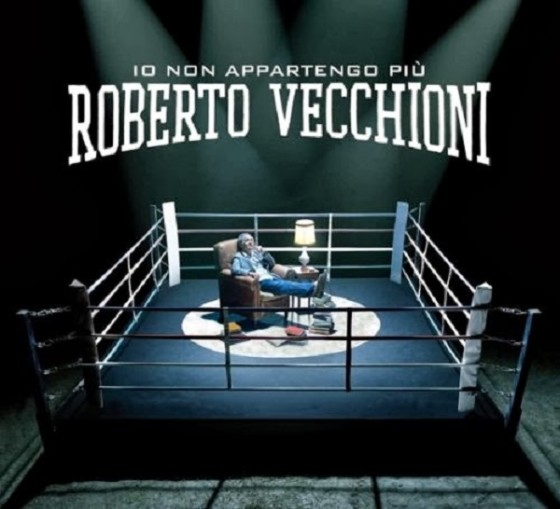 Roberto Vecchioni - Io Non Appartengo Più copertina