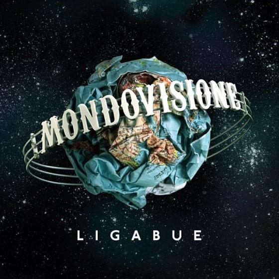 Ligabue Mondovisione copertina disco artwork