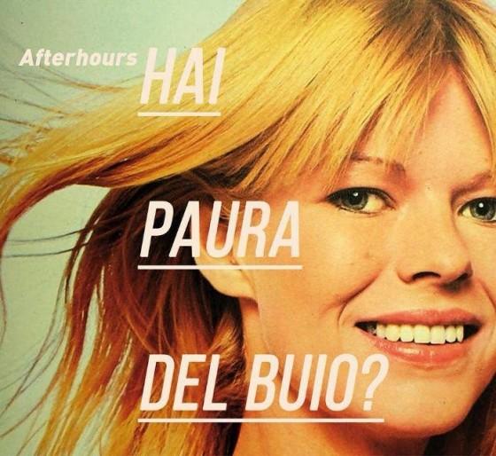 afterhours album cover