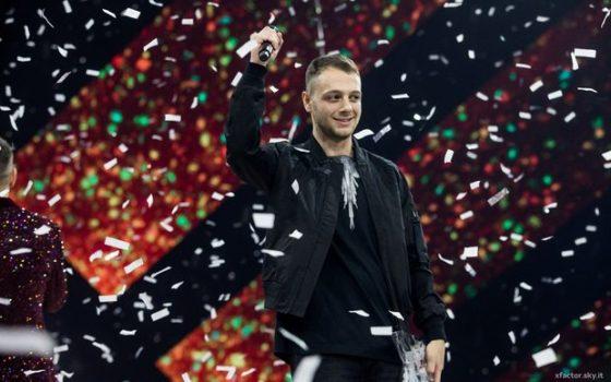 Anastasio vince X-Factor 2018