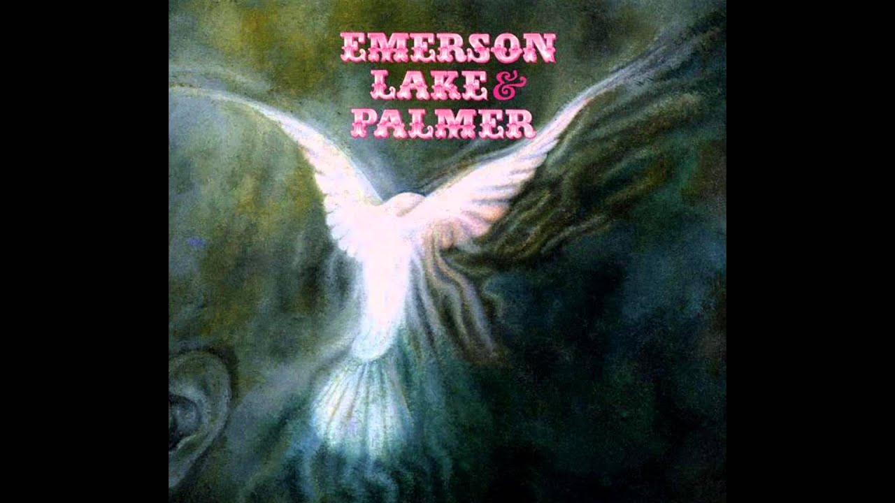 Lucky Man Emerson Lake and Palmer album 1970 cover