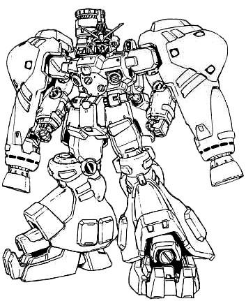 The Word Images Katoki Gundam Redesigns