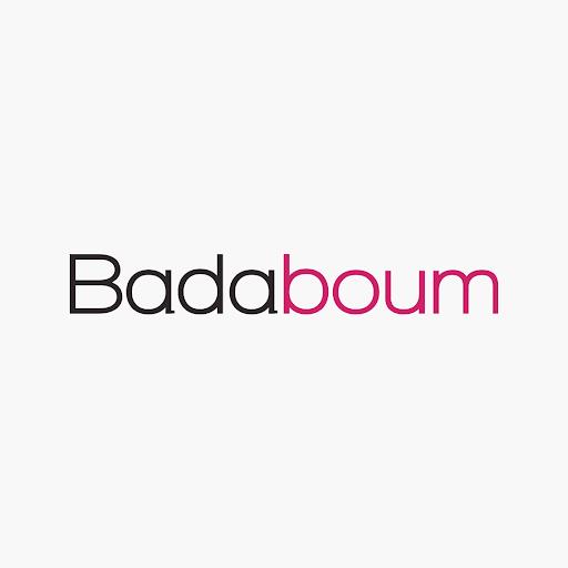 rideau blanc a oeillets pas cher 140x260cm