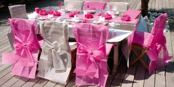 housse de chaise mariage pas cher