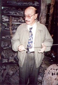 Dr Javier Cabrera Darquea