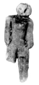 The figurine from Nampa (Idaho, USA)