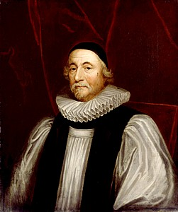 Archbishop James Ussher (1581-1656), by Sir Peter Lely