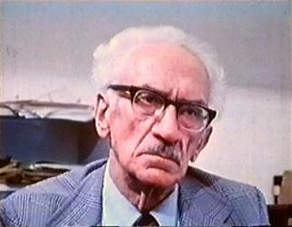Immanuel Velikovsky (1895-1979)