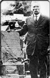 Olof Ohman and the RUnestone