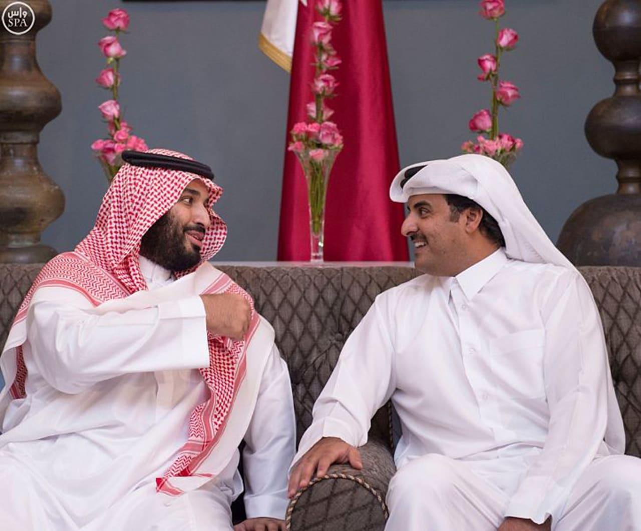 """Photo of أين ذابت """"نشوة الانتصار"""" القطرية؟"""