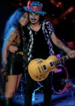 Gilby Clarke and Ivy Supersonic